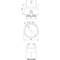 Pijpkoppeling fig. 5513 serie Grip roestvaststaal/NBR