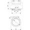 Pijpkoppeling fig. 5521 serie Combi-Grip roestvaststaal/NBR