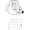 Thermodynamic steam trap fig. 1044 stainless steel internal thread