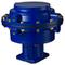 Pneumatische aandrijving fig. 3134DW serie ESM aluminium dubbelwerkend