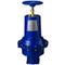 Pneumatische aandrijving fig. 3136VS serie ESM aluminium enkelwerkend