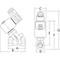 Magnetventil 2/2 Fig. 32602 Serie 222 Messing Innengewinde