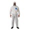 Coverall disposable AlphaTec® 1500 PLUS hooded model 111