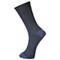 Classic Cotton Sock Black 44-48