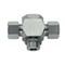 Schneidringverschraubung rechtwinklige Banjo-Kupplung (mit Mutter und Schneidring) THLM Edelstahl-316TI
