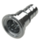 Hose coupling AISI 316 with Tri-clamp (clamp nut) type SHTC DIN 11864-3 NKF, Form A; size according to ISO