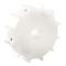 Gefreesd aandrijfwiel deelbaar vaste passing voor ketting 2251-2252